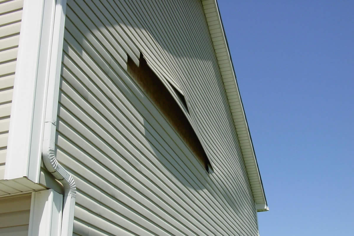 Is Siding Damage Covered by Homeowners Insurance?