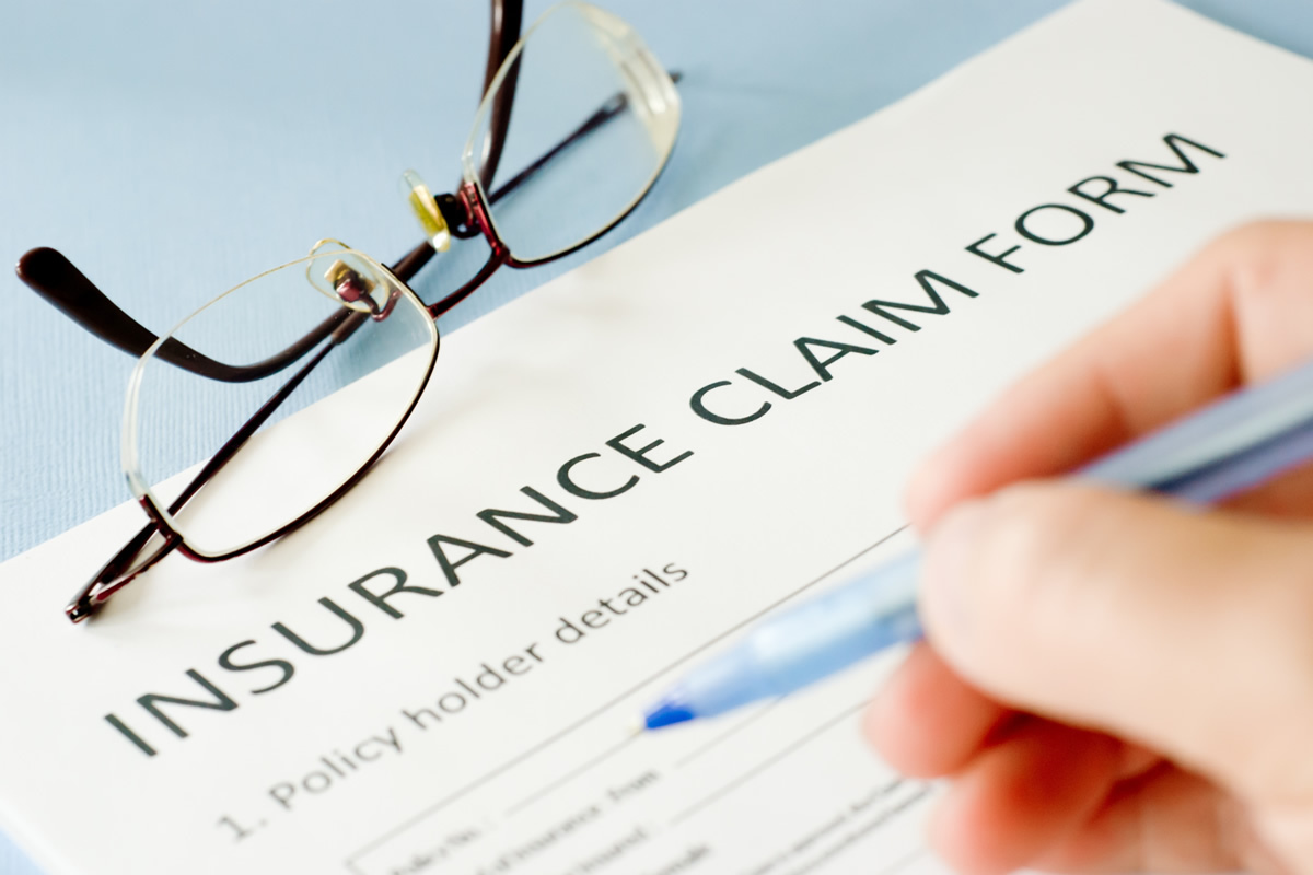 Five Steps Involved in the Insurance Claims Process