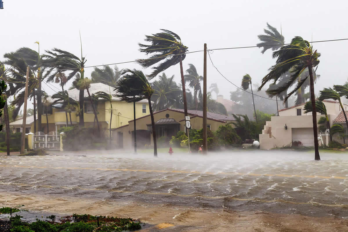 Four Common Types of Insurance Claims after a Hurricane
