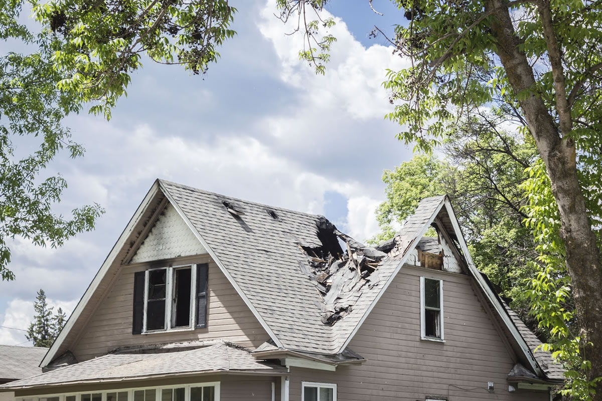 Five Types of Roof Damages that May Be Covered by Insurance