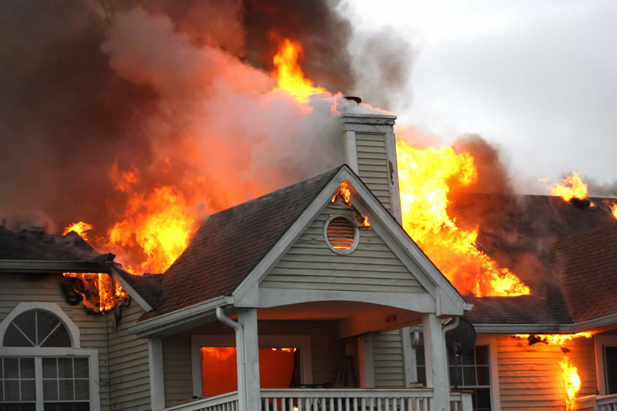 What Causes the Majority of Household Fires
