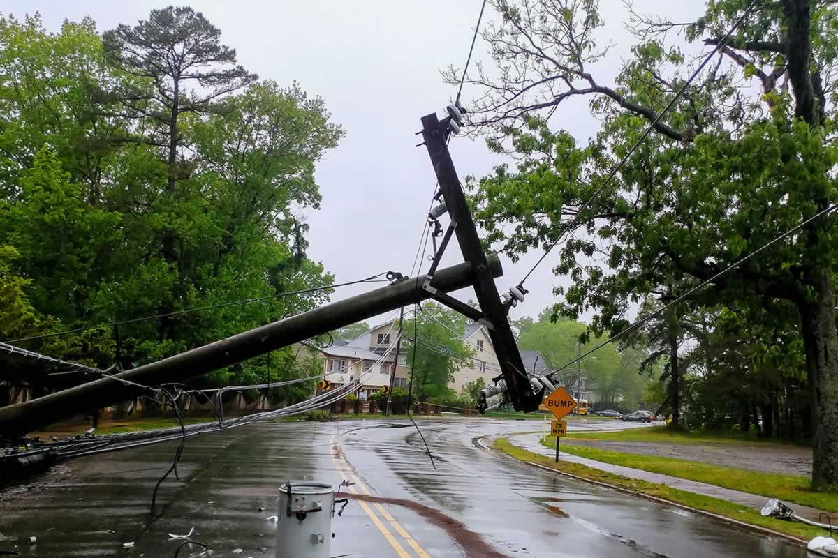 Four Types of Damages that Hurricanes Can Cause