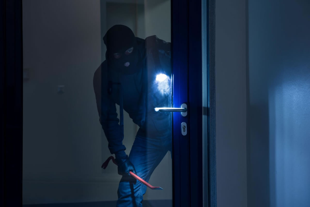 Five Steps to Protect Your Business from Theft